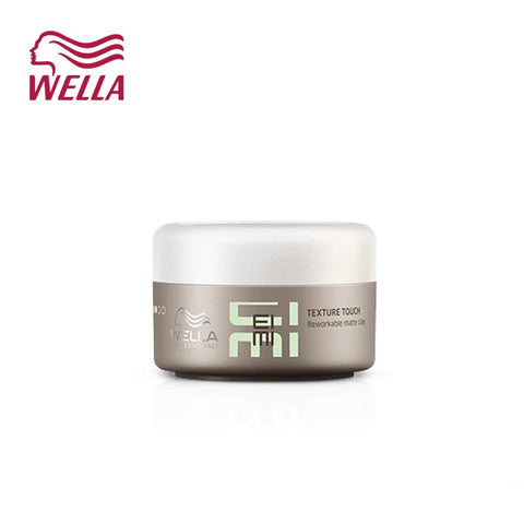 Wella Professionals- EIMI Texture Touch Matte Clay 75mL - WAHairSuppliers