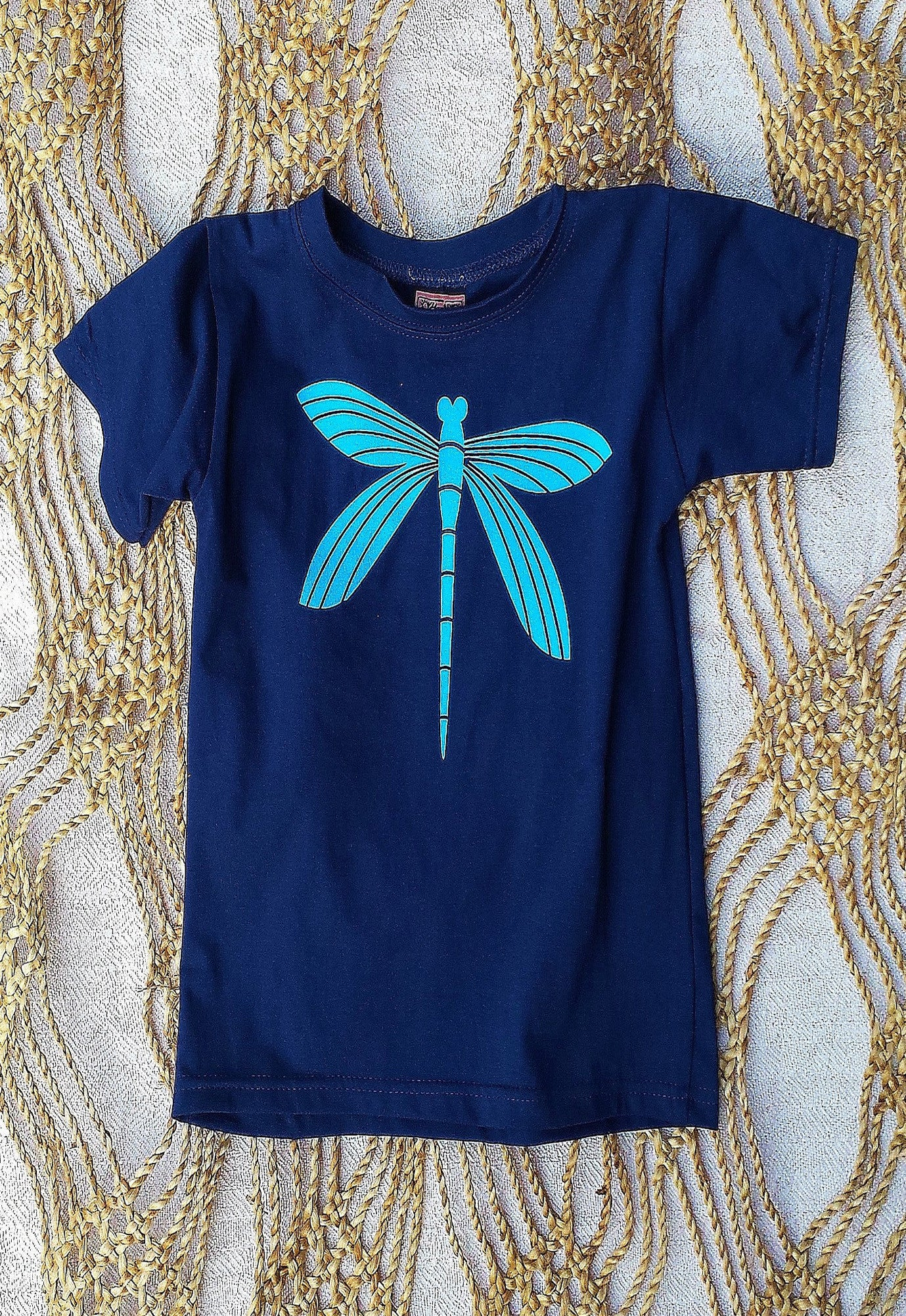 Dragonfly Print Tee