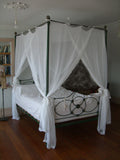 cotton nets, cotton mosquito net,Mullumbimby, Brunswick Heads, Byron Bay, Air BnB, mosquito net, bed net, insect protection, mozzie net, bed canopy