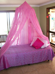 Mosquito nets, weddings, cotton mosquito nets, mozzie nets, entertaining, interiors, Brunswick Heads, Mullumbimby, Byron Bay, bednets