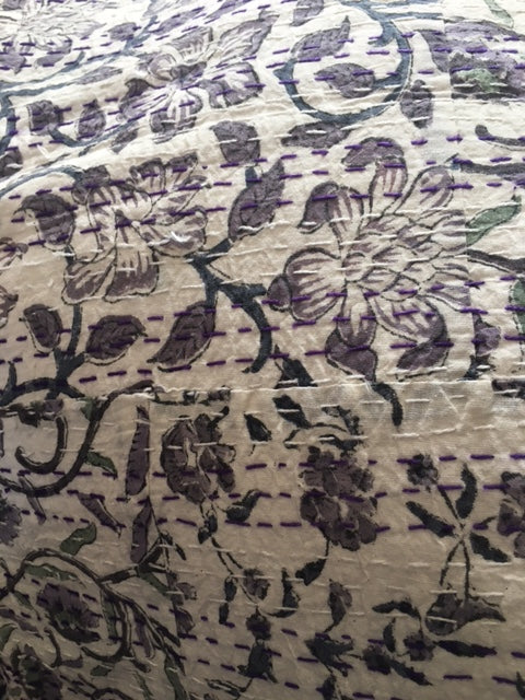 Kantha quilts, textiles, 100% cotton quilts, 100% cotton mosquito nets, mosquito nets, bed nets, Homewares, mosquito protection, Air BnB, Byron Bay, Brunswick Heads, Mullumbimby, mozzie nets Australia