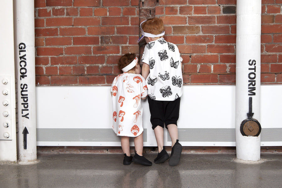 Flo+lzy X Kiarra Albina - Limited Edition Drop Sleeved Tunic (Child) - Flo + Izy