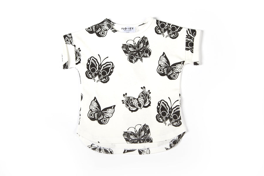 Flo+Izy X Kiarra Albina - Limited Edition Drop Sleeved Top (Child) - Flo + Izy