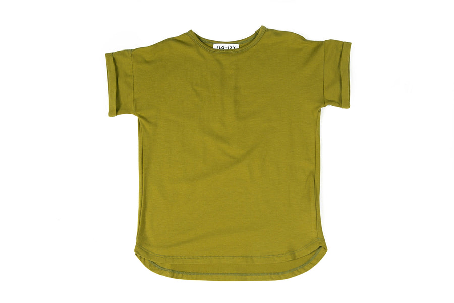 Drop Sleeved Tunic/Long Top (Child) - Flo + Izy