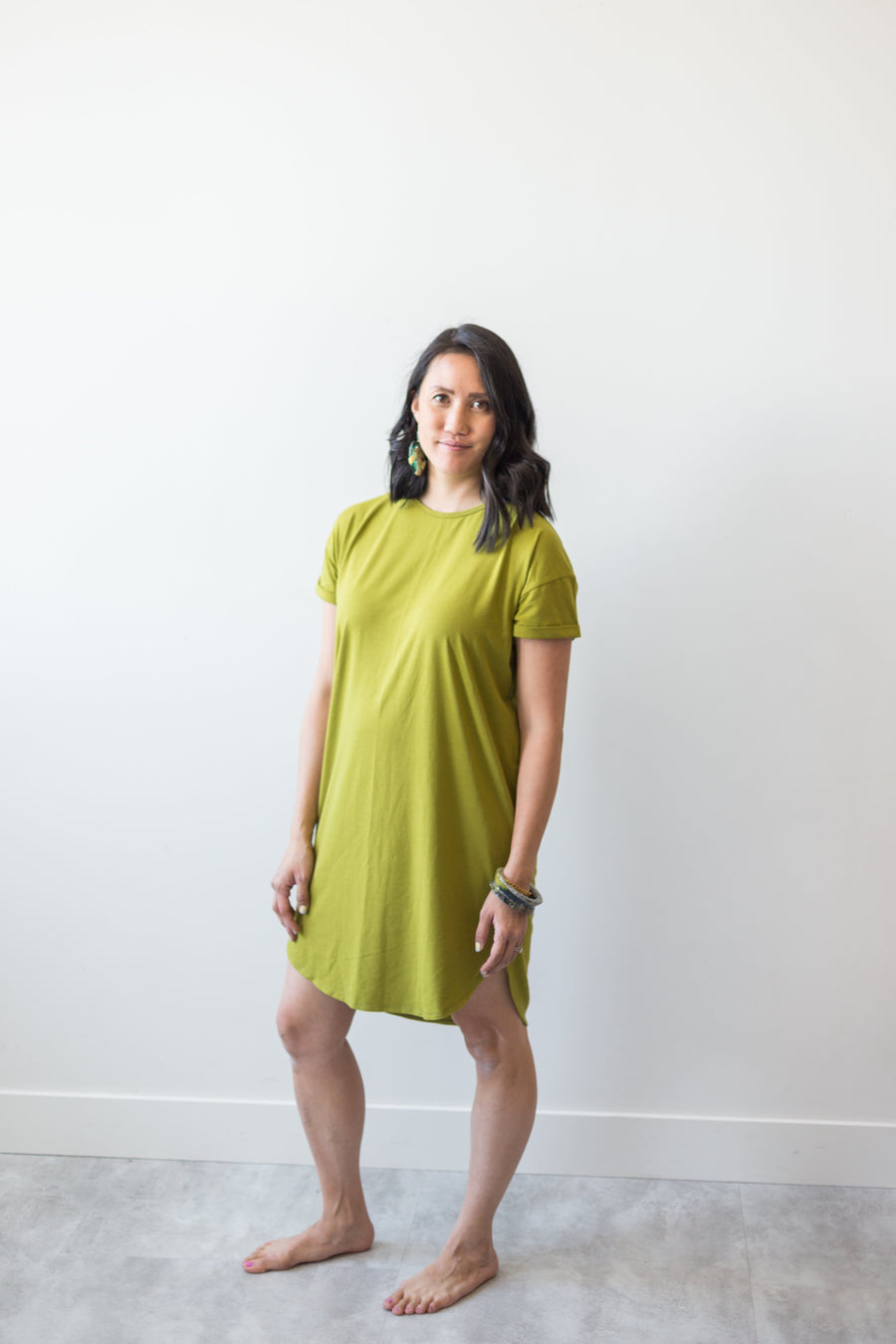 Drop Sleeved Tunic - Flo + Izy
