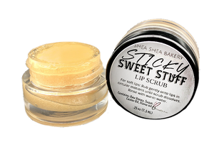 Sticky Sweet Stuff Lip Scrub