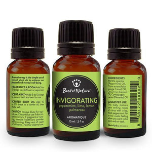 Invigorating Aromatique