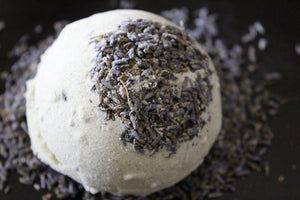 Organic Calm Bath Bomb (TWO SIZES)