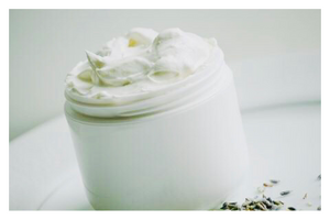 Natural Shea Whipped Body Butter