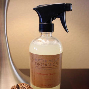 All Natural Organic Purpose Cleaner