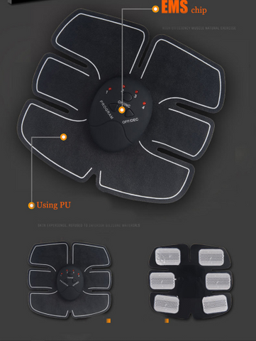 Image of Abdominal Toner Abdominal Training Device