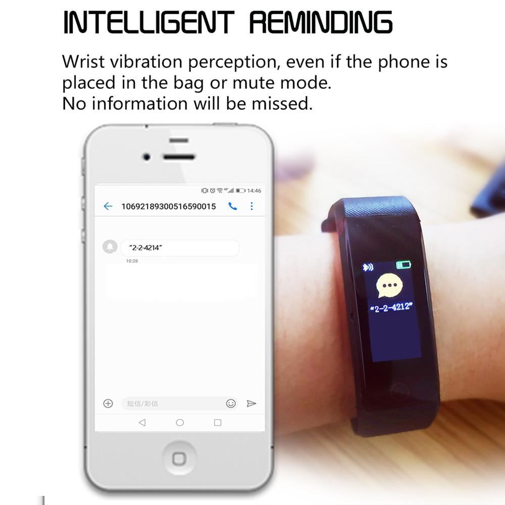 Fitness Tracker Smart Tracker Waterproof
