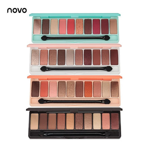 Image of NOVO Fashion eyeshadow palette 10 Colors Matte EyeShadow