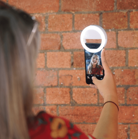 Image of Selfie Ring Light