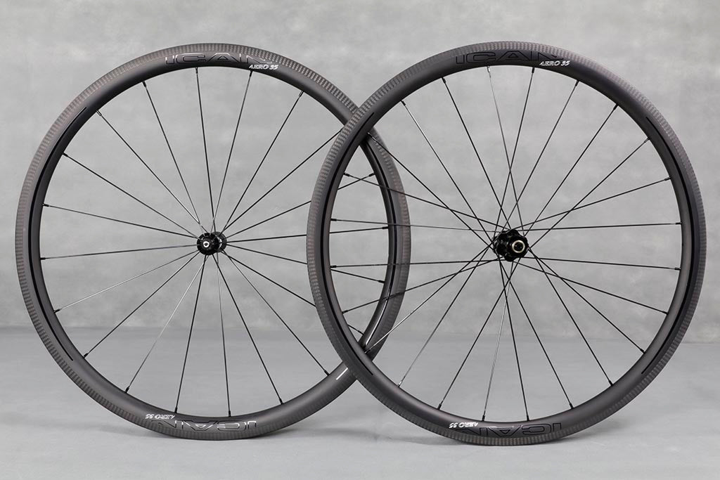 aero 35disc wheelset