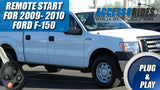 Ford F-150 F150 Remote Start Plug & Play