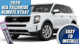 2020 Kia Telluride Remote Start Kit