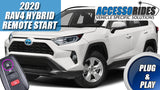 2020 Toyota RAV4 Hybrid Remote Start