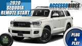 2020 Toyota Sequoia Remote Start Plug & Play