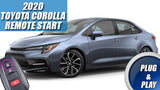 2020 Toyota Corolla Remote Start