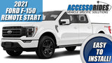 2021 Ford F-150 Remote Start