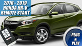Honda HR-V Remote Start Plug & Play Kit