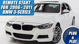BMW 3-Series Remote Start Plug & Play