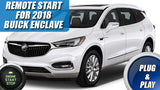Remote start for 2018 Buick Enclave