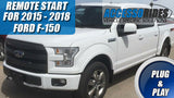 Ford F-150 Remote Start Starter Plug & Play