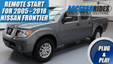 Nissan Frontier Remote Start Plug & Play