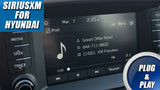 2019 Accent SiriusXm Satellite Radio Kit
