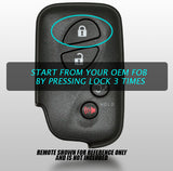 Lexus CT200h Remote Start OEM FOb