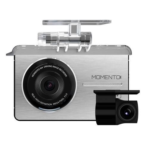 Momento M4 HD Dual Camera Dash Cam