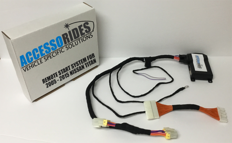 Nissan Remote Start Kits Accessorides