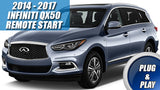 2014 - 2017 Infiniti QX50 Remote Start Plug & Play