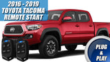 Toyota Tacoma Remote Start Plug & Play