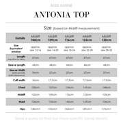 The Antonia Top