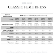 Classic Feme V-neck Dress