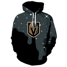 Load image into Gallery viewer, Vegas Golden Knights 3D Hoodie