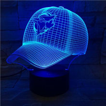 Load image into Gallery viewer, Toronto Blue Jays 3D Illusion LED Lamp