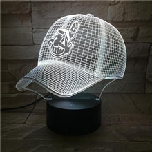 Load image into Gallery viewer, Cleveland Indians 3D Illusion LED Lamp