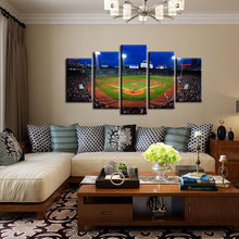 Load image into Gallery viewer, Boston Red Sox Stadium Canvas 1