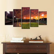 Load image into Gallery viewer, Boston Red Sox Stadium Canvas 3