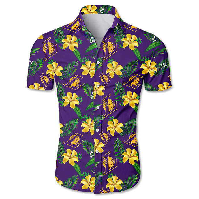 Los Angeles Lakers Summer Cool Shirt