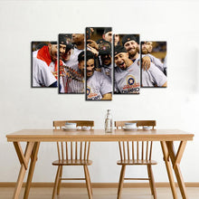 Load image into Gallery viewer, Houston Astros Champions Celebration Canvas