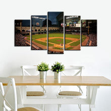 Load image into Gallery viewer, Houston Astros Stadium Canvas 2