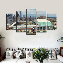 Load image into Gallery viewer, Houston Astros Stadium Canvas 3