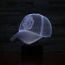 Load image into Gallery viewer, San Diego Padres 3D Illusion LED Lamp