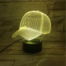 Load image into Gallery viewer, Los Angeles Angels 3D Illusion LED Lamp