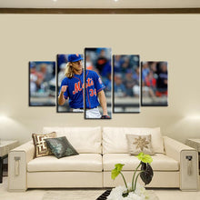 Load image into Gallery viewer, Noah Syndergaard New York Mets Canvas